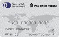 Presti�owa karta Diners Club jest do dyspozycji dla u�ytkownik�w instytucjonalnych banku PKO BP