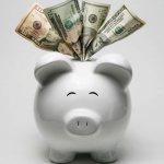 Sierpniowy bilans kont oszczędnościowych